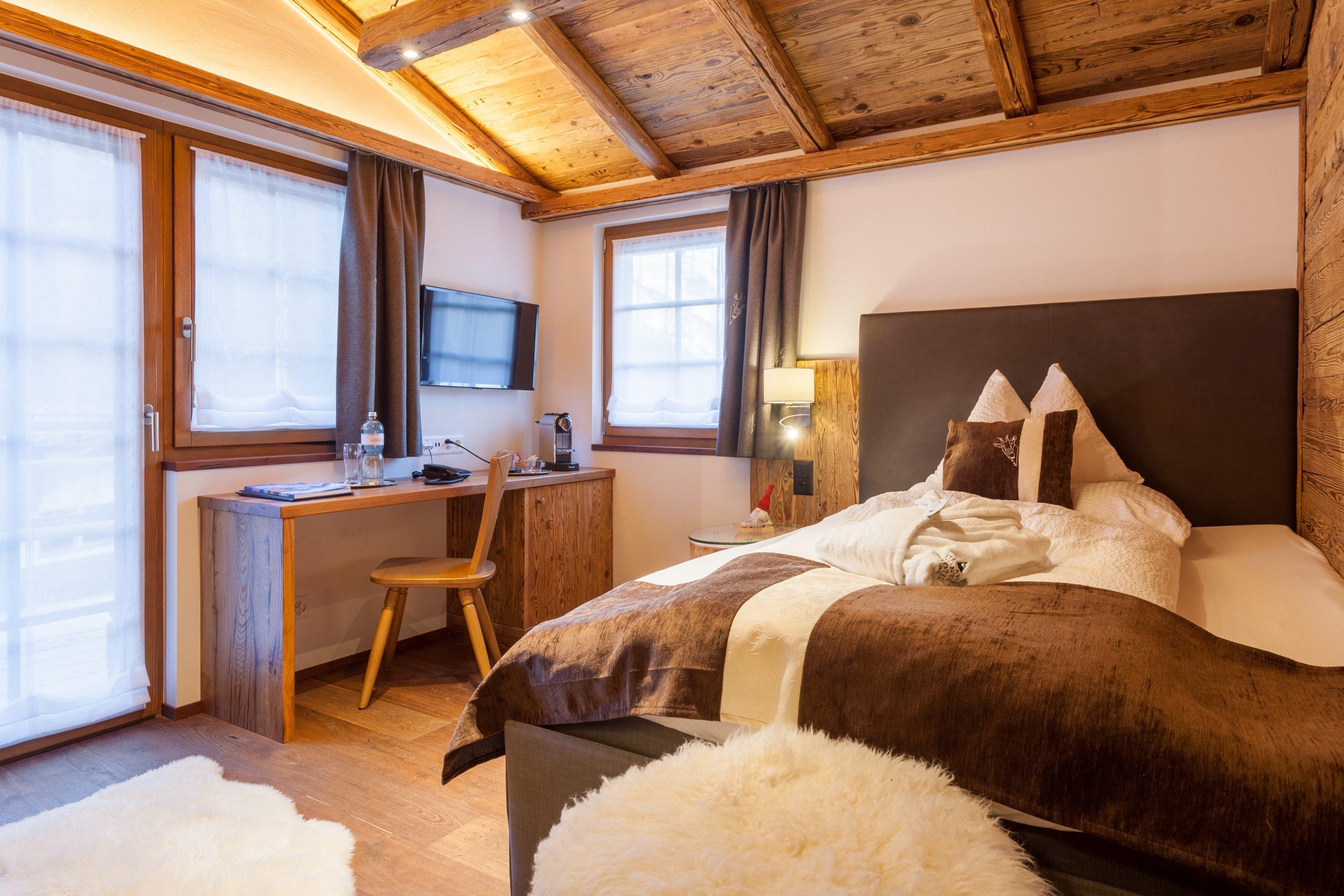 Einzelzimmer Silvana Mountain Lodge