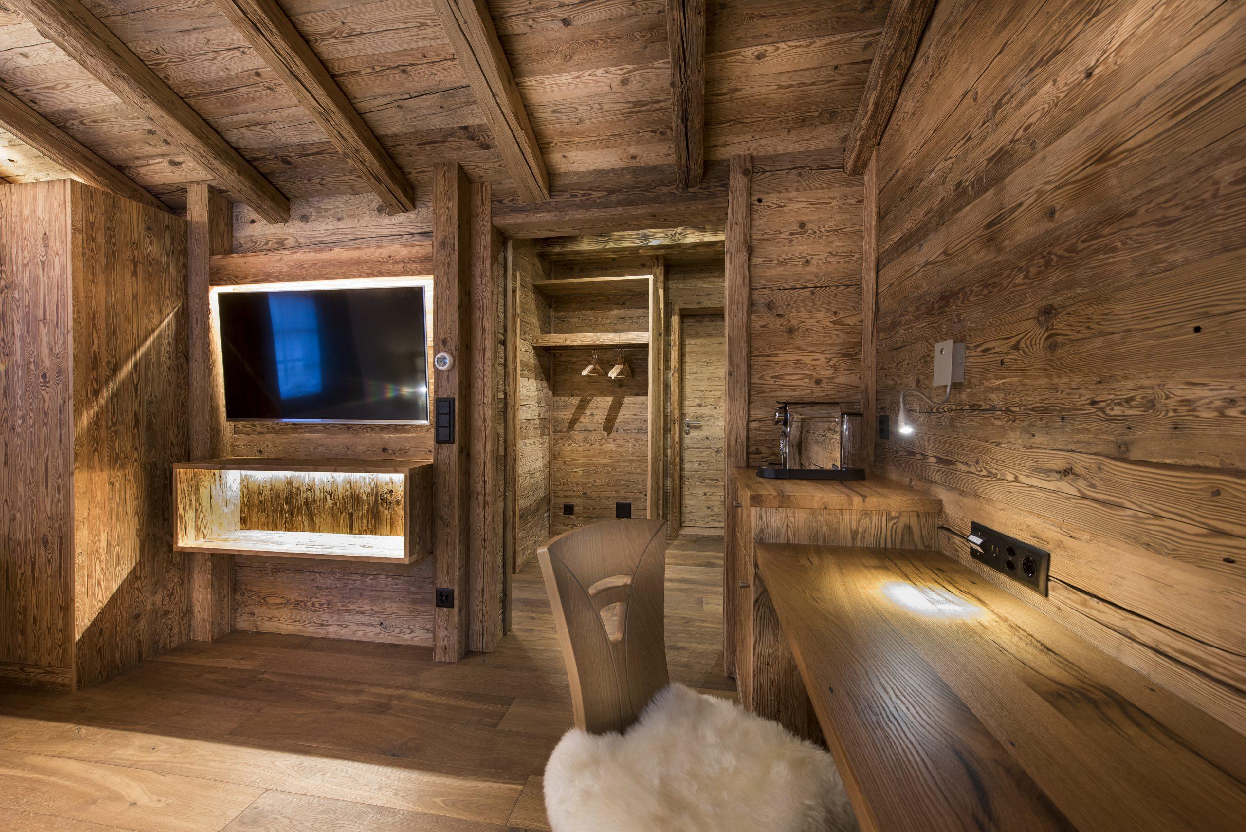Doppelzimmer «Silvana Mountain Lodge»