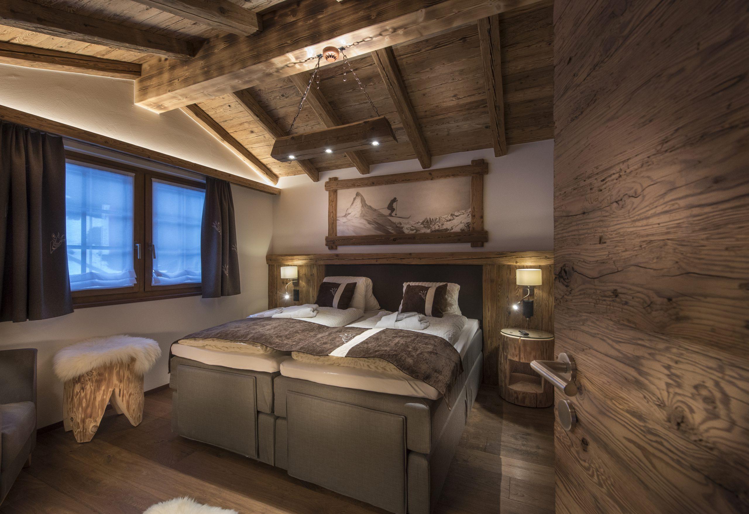Junior Suite Silvana Mountain Lodge